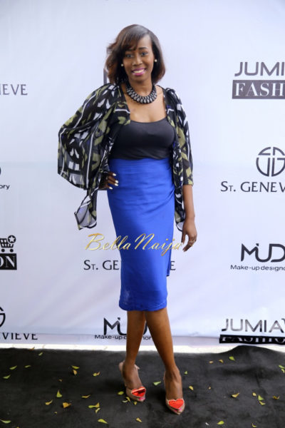 St Genevieve Clothing Launch  Jumia  October 2014 BellaNaija 0031
