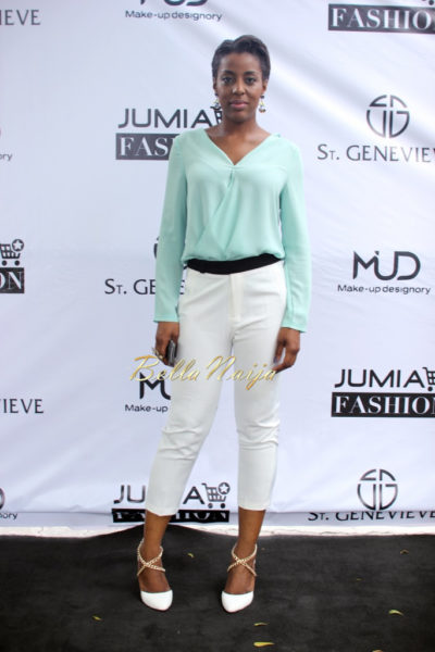 St Genevieve Clothing Launch  Jumia  October 2014 BellaNaija 0033