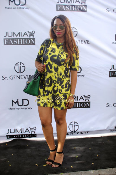 St Genevieve Clothing Launch  Jumia  October 2014 BellaNaija 0037