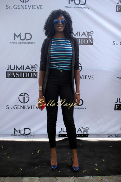 St Genevieve Clothing Launch  Jumia  October 2014 BellaNaija 0038