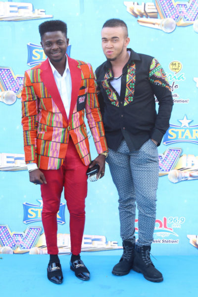 'Star The Winner Is' finalists - Job & Michale