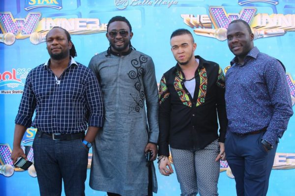 Manny, Uti, Micheal and Brand Manager, Star, Obabiyi Fagade