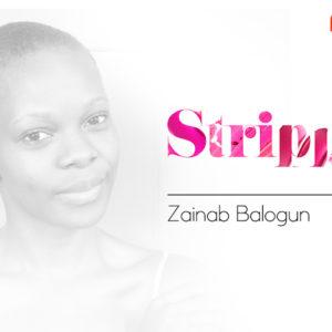 Stripped Zainab Balogun