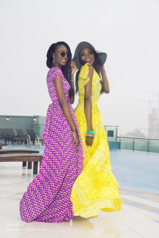 "Style Me Africa ""Love Colour"" Editorial - Bellanaija - Octoberr2014001"
