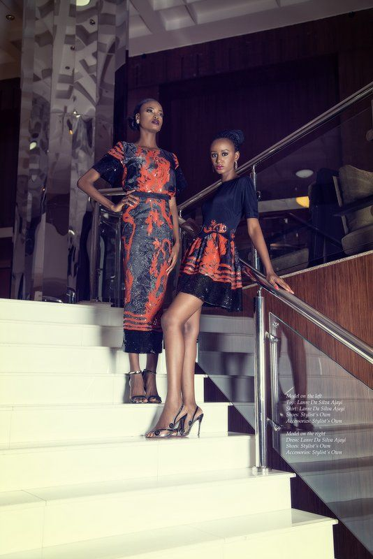 "Style Me Africa ""Love Colour"" Editorial - Bellanaija - Octoberr2014003"