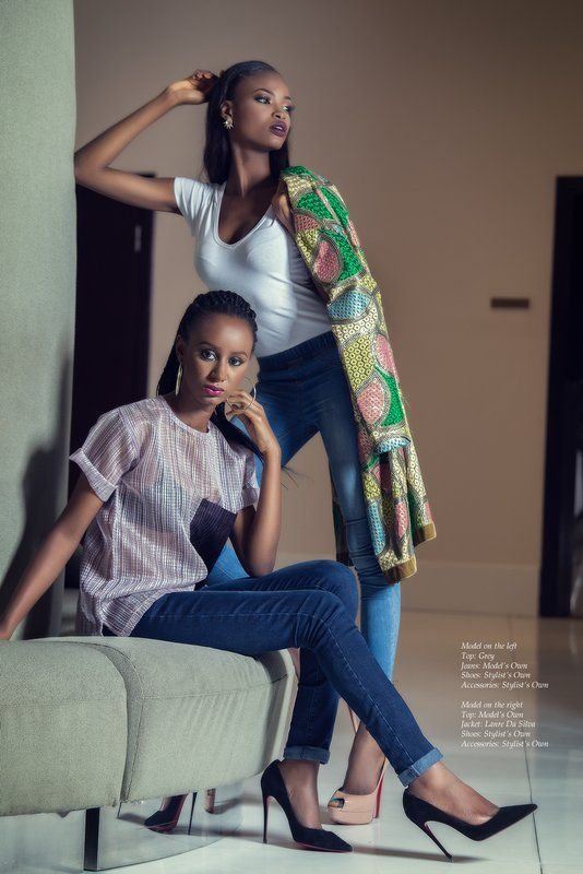 "Style Me Africa ""Love Colour"" Editorial - Bellanaija - Octoberr2014004"