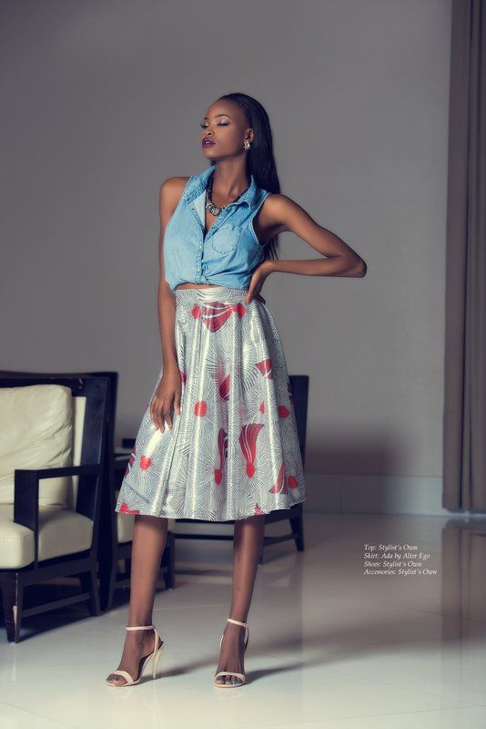 "Style Me Africa ""Love Colour"" Editorial - Bellanaija - Octoberr2014005"