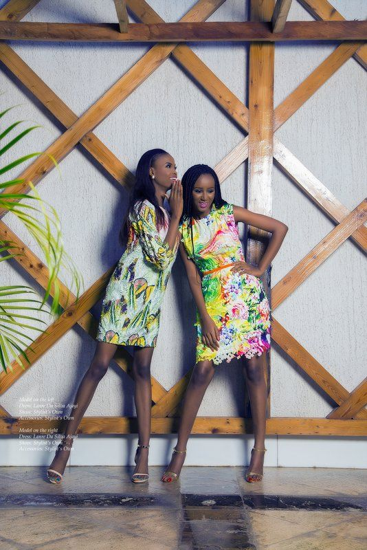 "Style Me Africa ""Love Colour"" Editorial - Bellanaija - Octoberr2014009"