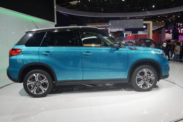 Suzuki Vitara (2)