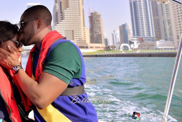 Tari & Toyo | Dubai Miracle Garden Pre Wedding Shoot | AkinTayoTimi | BellaNaija 035