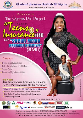 Teens Insurance 2014 - Bellanaija - October 2014