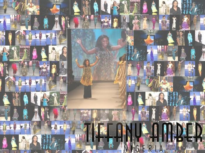 Tiffany Amber Nigeria - Bellanaija - October 2014