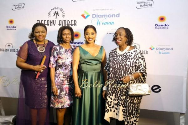 Tiffany Amber's Women of Vision Campaign Event - Bellanaija - Octoberr2014013