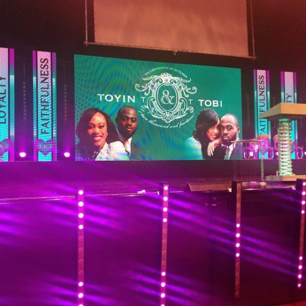 Toyin Ashimolowo Wedding 3