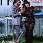 Uti Nwachukwu and Daniella Okeke-HouseOfMaliQ Magazine- October Issue-2014