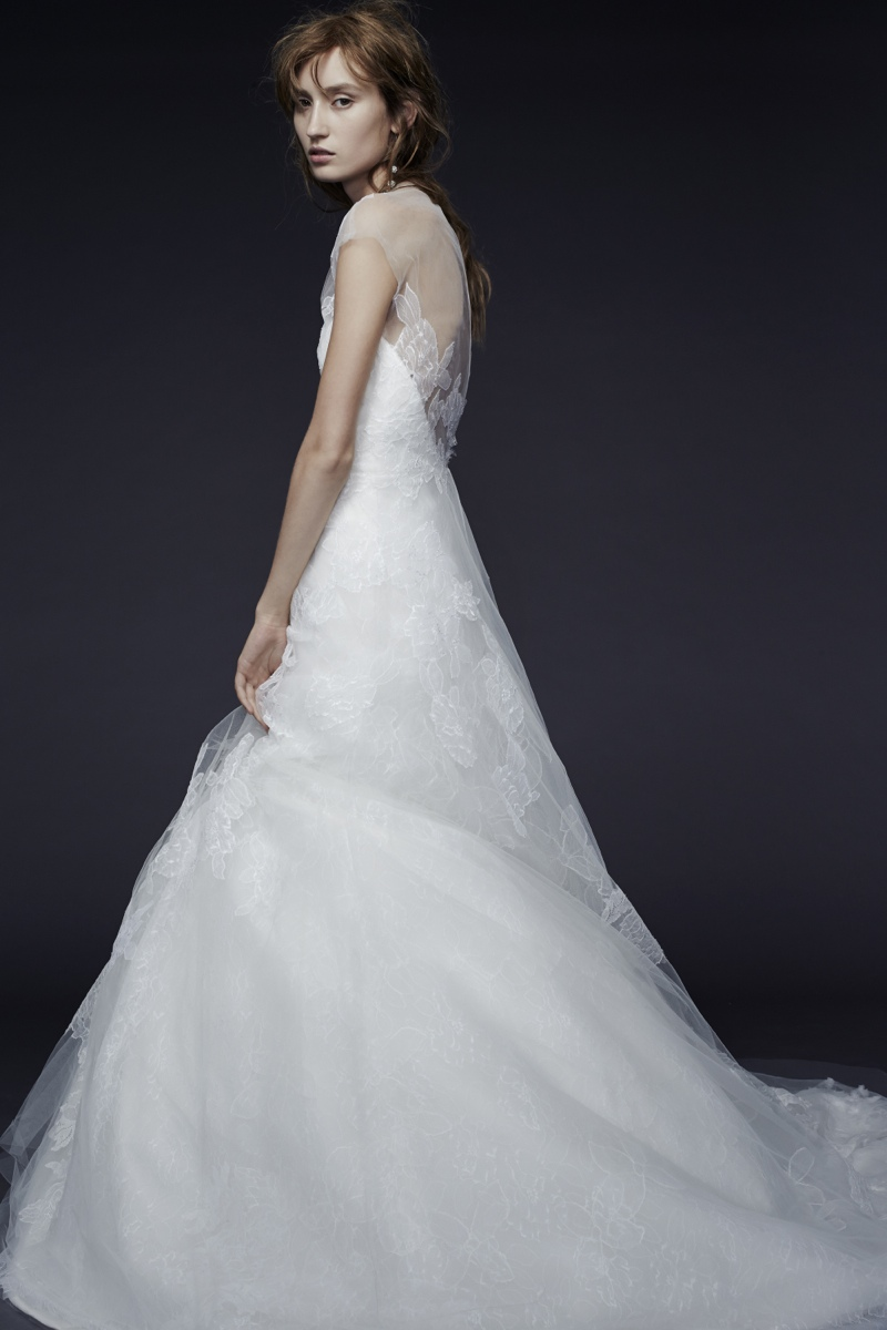 Vera-Wang_Fall-2015-Bridal_Look-3.BellaNaija