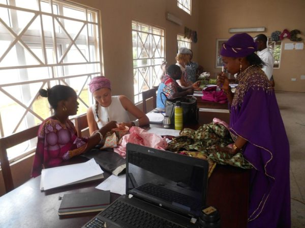 Vlisco Group and Kinabuti Fashion Initiative Tailoring Master Class Training - Bellanaija - October2014003