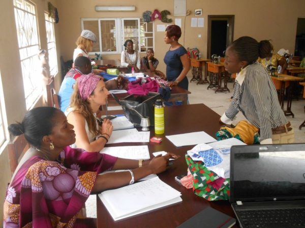 Vlisco Group and Kinabuti Fashion Initiative Tailoring Master Class Training - Bellanaija - October2014005