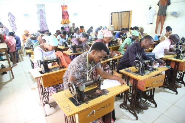 Vlisco Group and Kinabuti Fashion Initiative Tailoring Master Class Training - Bellanaija - October2014006