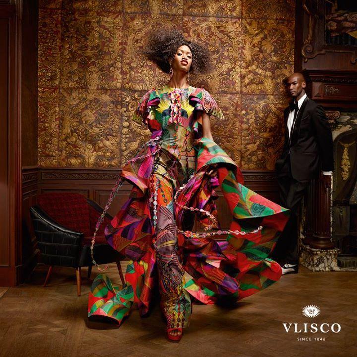 Vlisco Splendeur Collection - October - 2014 - BellaNaija001