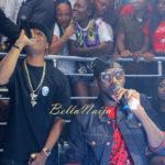 Wizkid and 2Face .BellaNaija - Hennessy Artistry Lagos, Nigeria 2014