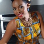 Yemi Alade - Kissing [B-T-S] 7