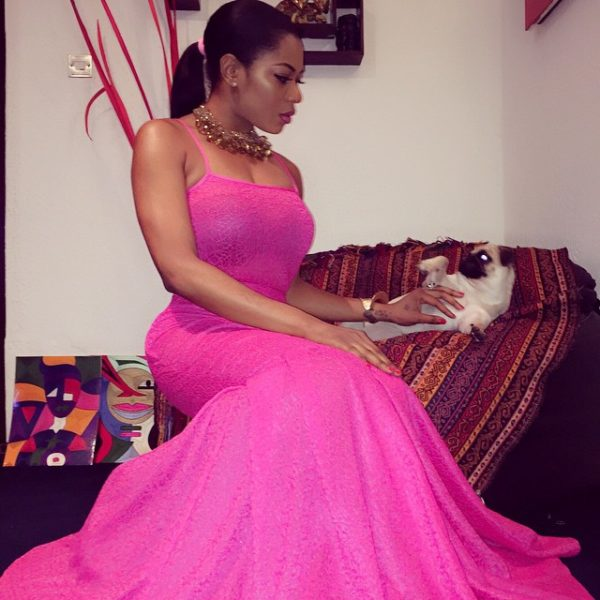 Yvonne Nwosu in Vonne Couture