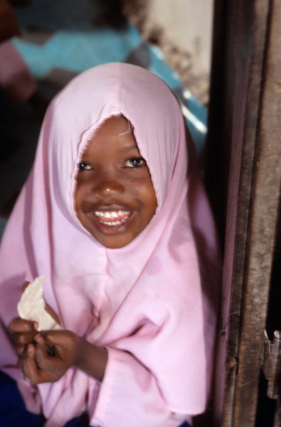 african girl hijab