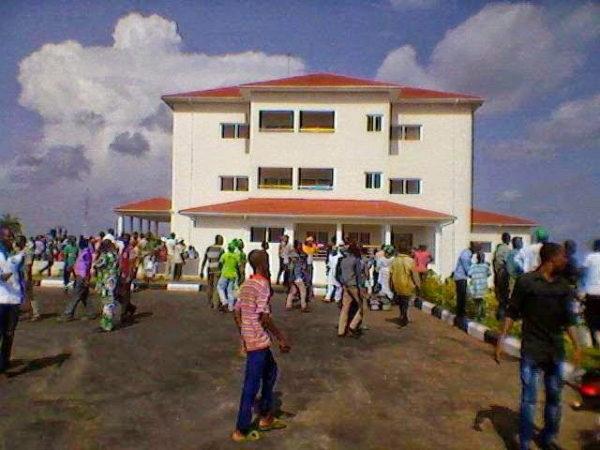 Ekiti State House
