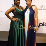 Folake Coker & Ayona Trimnell (Divisional Head, Corporate Communications Diamond Bank Nigeria Plc)