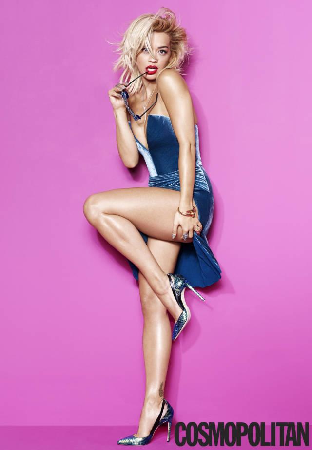 Rita Ora Singer >> Rita Ora Says Calvin Harris Was the Right Guy at the Wrong Time; Talks Sex, Breakups & More ...
