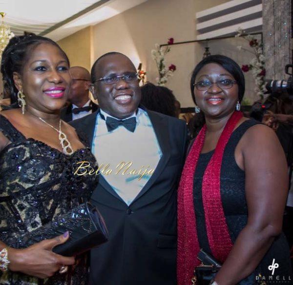Lola Adefusika, Sola Akinfemiwa & Wife