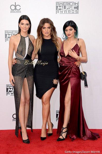 Kendall Jenner, Khloe Kardashian & Kylie Jenner