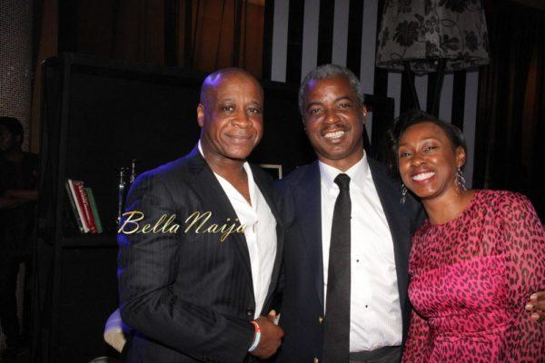 Segun Oniru, Dr Olowolafe & Shade Ali