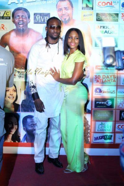 Gbenro Ajibade & Osas Ighodaro