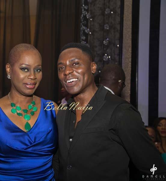 Mosun Ogunbanjo & Ade Bakare