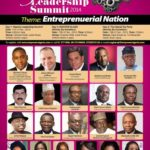3rd Nigeria Leadership Summit - Bellanaija - November 2014