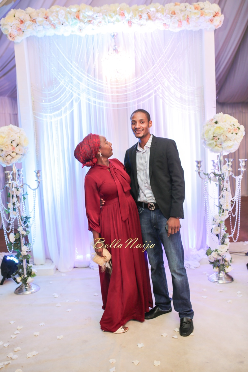 4.Sulieman Augie and a friend