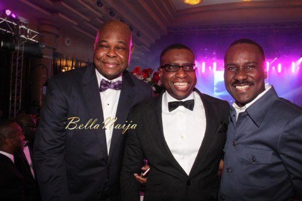Dr Oke y Anueyieagu Kojo Williams & Itua Ighodalo