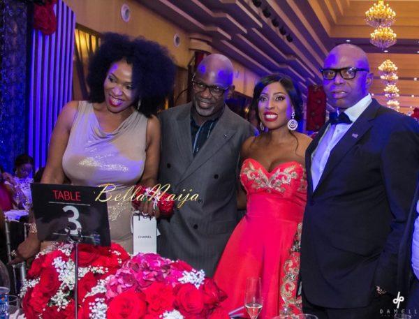 Obioma & Senator Liyel Imoke, Mo Abudu, Gov. Olusegun Mimiko
