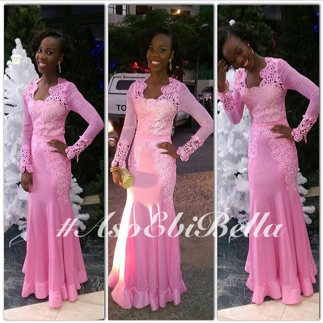 @mimiokowa in dress by @nazzydyke