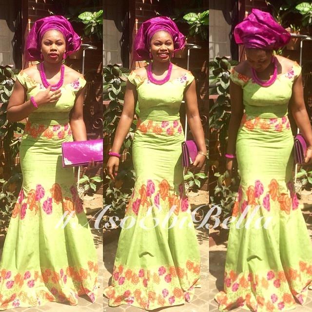 Read more on bella naija latest aso ebi pictures for wedding ankara