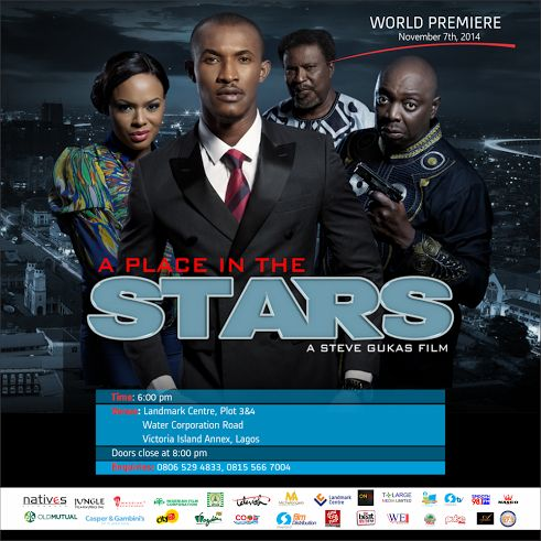 A Place in the Stars - Bellanaija - November 2014