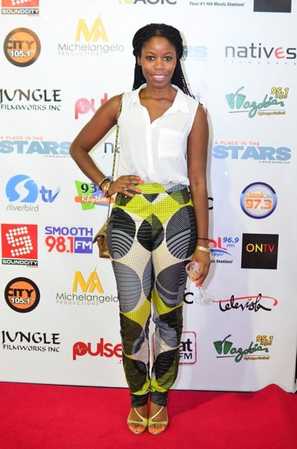 A Place in the Stars Premiere in Lagos - Bellanaija - November2014009