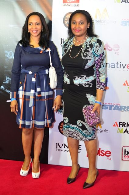 A Place in the Stars Premiere in Lagos - Bellanaija - November2014014