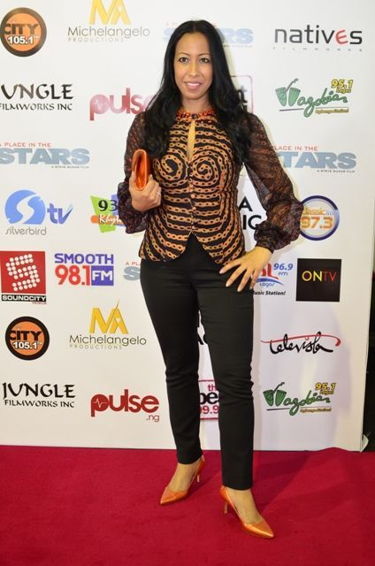 A Place in the Stars Premiere in Lagos - Bellanaija - November2014019