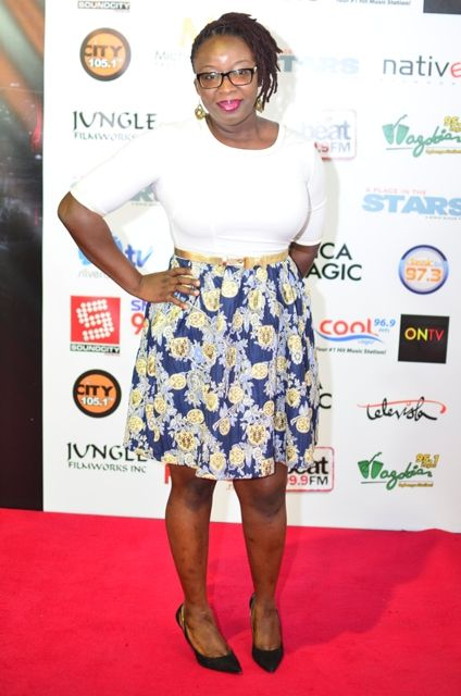 A Place in the Stars Premiere in Lagos - Bellanaija - November2014051