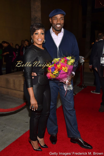 Niecy Nash & Jay Tucker