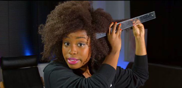 Akilah Obviously Hair Tutorial Video - Bellanaija - November 2014