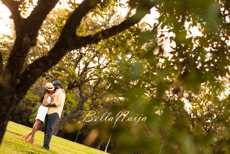 Cedric and Kiandrea's engagement session